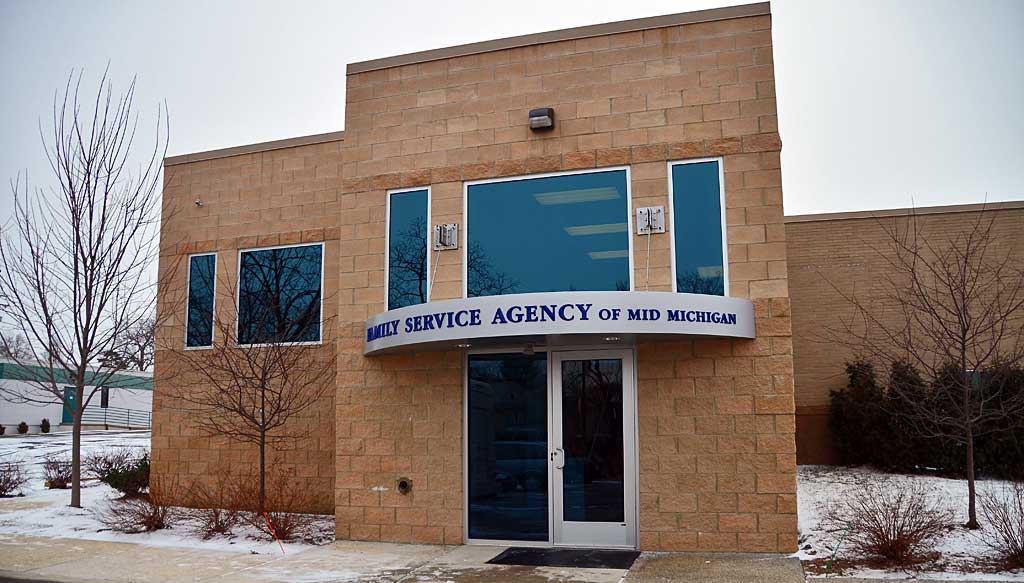 Exterior of Family Service Agency